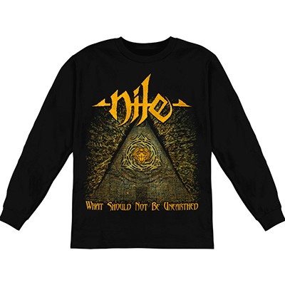 What Should Not Be Unearthed - LONGSLEEVE
