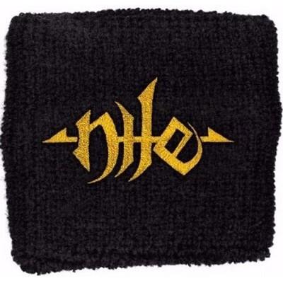 NILE logo - WRISTBAND
