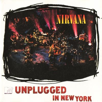 MTV Unplugged in New York CD