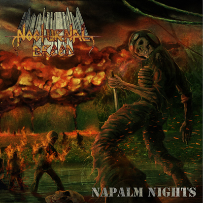 Napalm Nights 2LP