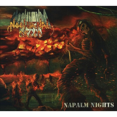 Napalm Nights CD DIGI