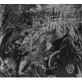 To The Gates of Blasphemous Fire CD DIGIBOOK