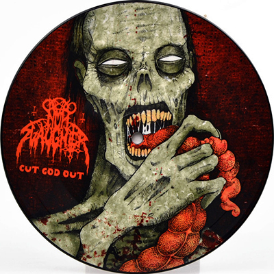 Cut God Out / Feasting on Purulence PEP