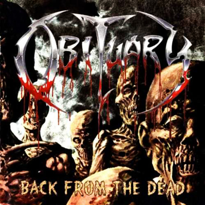 Back From The Dead CD