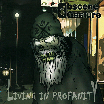 Living in Profanity CD