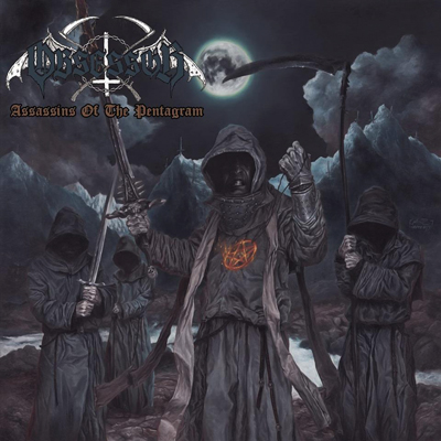 Assassins of The Pentagram CD