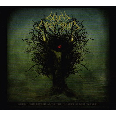 Outrageous Reverie Above The Erosion of Barren Earth CD DIGI