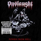 Power From Hell CD