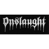 ONSLAUGHT logo - PATCH