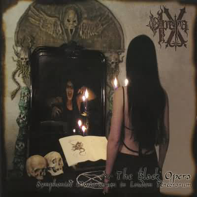 The Black Opera - Symphoniae Mysteriorum in Laudem Tenebrarum CD