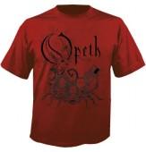 Scorpion Logo [RED] - TS