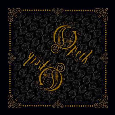 OPETH logo - BANDANA