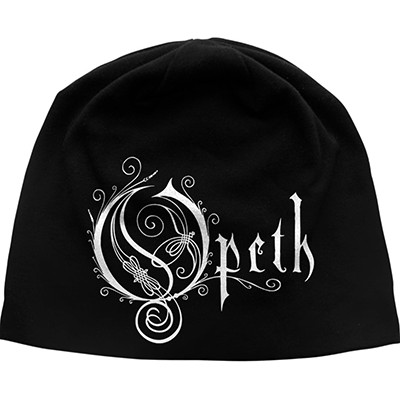 OPETH logo - BEANIE