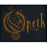 OPETH logo - PATCH