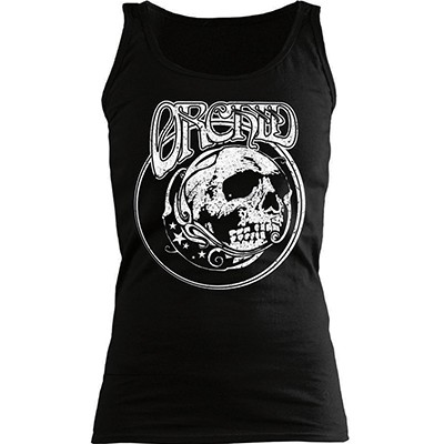 Skull Moon - TANK TOP GIRLIE