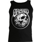 Skull Moon - TANK TOP SHIRT