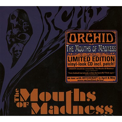 The Mouths of Madness CD DIGI