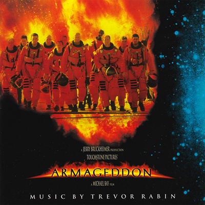 Armageddon - The Score CD