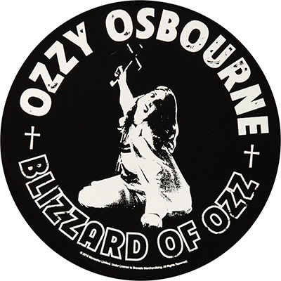 Blizzard of Ozz - BACKPATCH