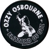 Blizzard of Ozz - PATCH