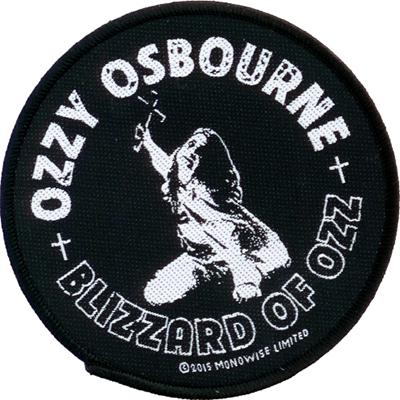 Blizzard of Ozz - PATCH