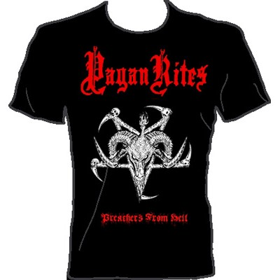 Preachers From Hell - TS