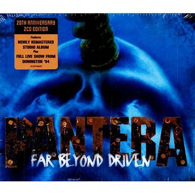 Far Beyond Driven 2CD DIGI