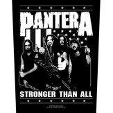 Stronger Than All / band - BACKPATCH