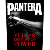 Vulgar Display of Power - BACKPATCH