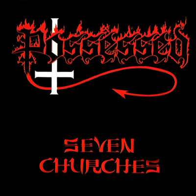 Seven Churches CD