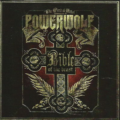 Bible of The Beast CD