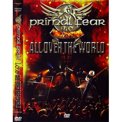 16.6 All over the World DVD