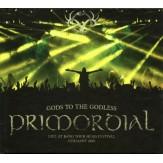 Gods to The Godless CD DIGIBOOK