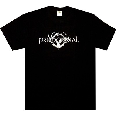 PRIMORDIAL logo - TS