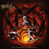The Curling Flame of Blasphemy CD