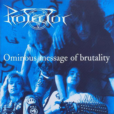 Ominous Message of Brutality CD