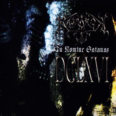 In Nomine Satanas CD