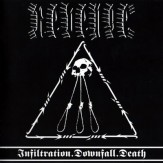 Infiltration. Downfall. Death CD