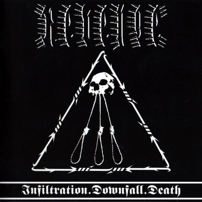 Infiltration. Downfall. Death. CD
