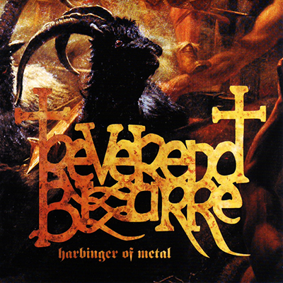 Harbinger of Metal CD