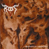 Madness of The Graves CD