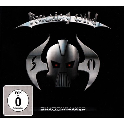 Shadowmaker CD+DVD