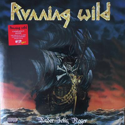 Under Jolly Roger LP