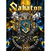 Swedish Empire Live 2DVD