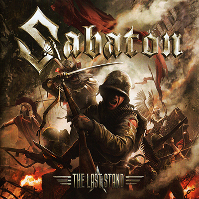 The Last Stand CD