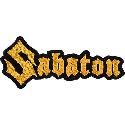 SABATON logo [cut out] - PATCH