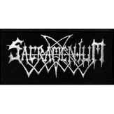 SACRAMENTUM logo - PATCH