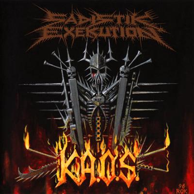 K.A.O.S. CD