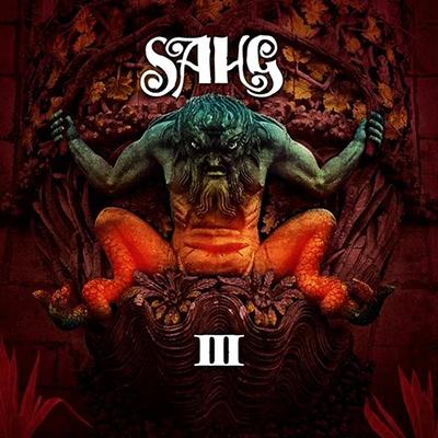 Sahg III CD