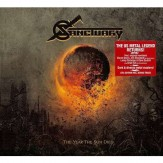 The Year the Sun Died CD DIGIBOOK